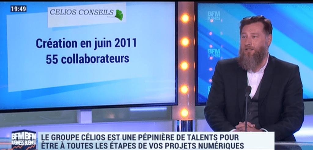 BFM : PME Stories: Interview de Philippe Mazière