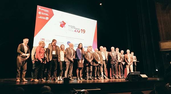 Celios a remporté le prix de la Performance économique aux trophées des entreprises de la Haute-Vienne.